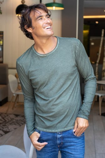 T-shirt coton pima - Anonym Apparel